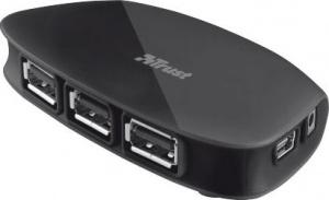 USB hub Trust Plata 4 Port USB 2.0 Hub 18687