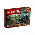 Пластиковый конструктор LEGO NINJAGO Самурай VXL (70625)