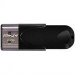 Флешка PNY 64 GB Attache4 Black (FD64GATT4-EF)