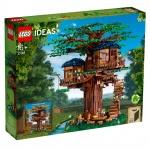 Блоковий конструктор LEGO Дом на дереве (21318)