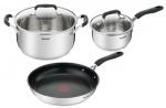 Набор кастрюль и сковородок Tefal Cook & Cool G7155S14